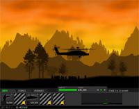 Черная операция (Shadez) —  флеш-игра стратегия в реальном времени  в жанре RTS