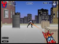 Игра-Человек Паук против Венома (Scooby Doo)