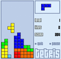 Тетрис онлайн игра